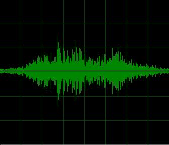 Пример генерируемого фильтром Fader видео